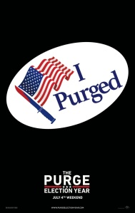 'The Purge: Election Year' Teaser Poster