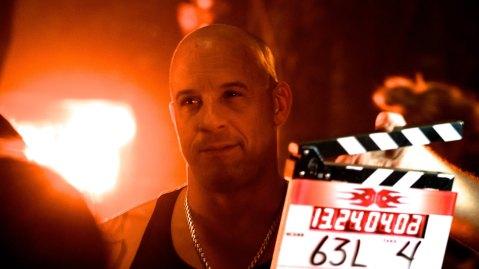 Vin Diesel in 'xXx: The Return of Xander Cage'