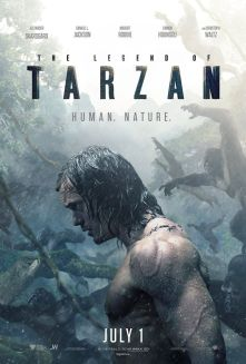 The Legend of Tarzan Teaser Poster