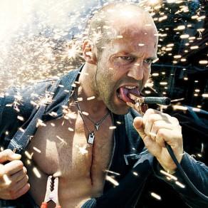 Jason Statham in 'Crank: High Voltage'