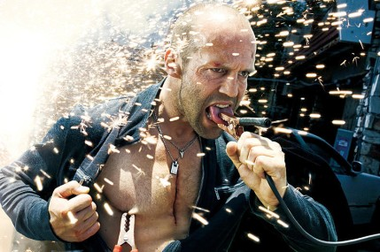 Jason Statham in 'Crank: High Voltage'