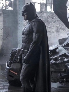 Ben Affleck as Batman (Classic Suit)
