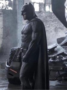 Ben Affleck as Batman (Classic Suit)