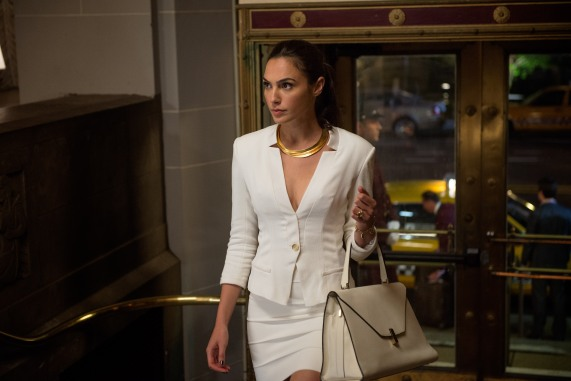 Gal Gadot as Diana Prince in Batman v Superman: Dawn of Justice