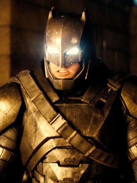 Ben Affleck as Batman (Mech Suit)