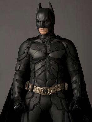 Christian Bale as Batman for The Dark Knight