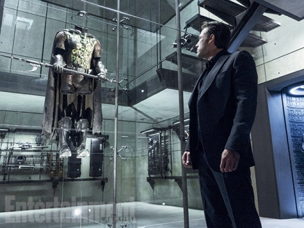 Ben Affleck as Bruce Wayne in 'Batman v Superman: Dawn of Justice'