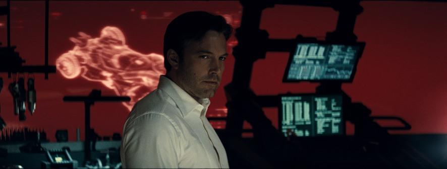 Ben Affleck as Bruce Wayne in Batman v Superman: Dawn of Justice