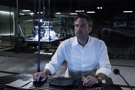 Ben Affleck as Bruce Wayne in Batman v Superman: Dawn of Justice