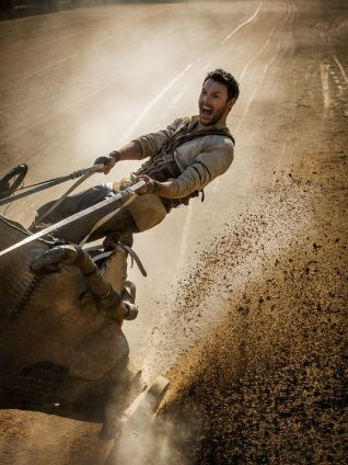 Jack Huston in Ben-Hur