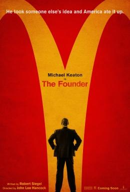 The Founder Teaser Poster