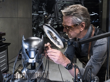 Jeremy Irons as Alfred Pennyworth in 'Batman v Superman: Dawn of Justice'