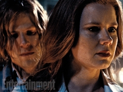 Jesse Eisenberg & Amy Adams in 'Batman v Superman: Dawn of Justice'