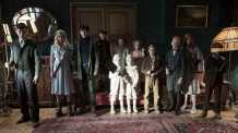 Cast of 'Miss Peregrine's Home for Peculiar Children'