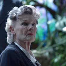 Judi Dench in 'Miss Peregrine's Home for Peculiar Children'