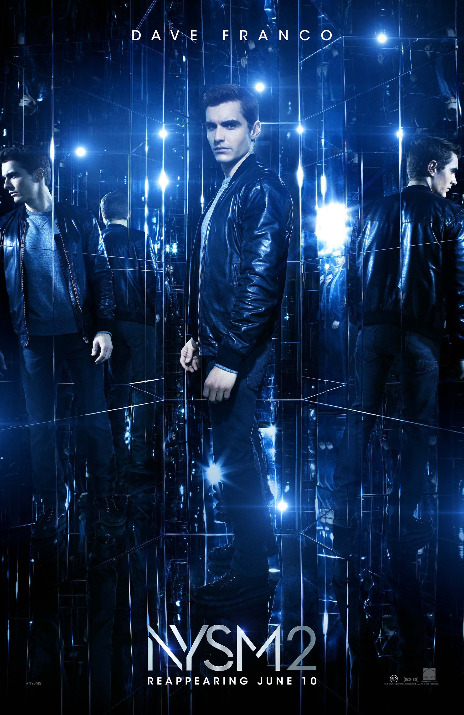 Now You See Me 2 Character Poster Apocaflix Movies
