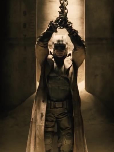 Ben Affleck as Batman (Desert Suit)