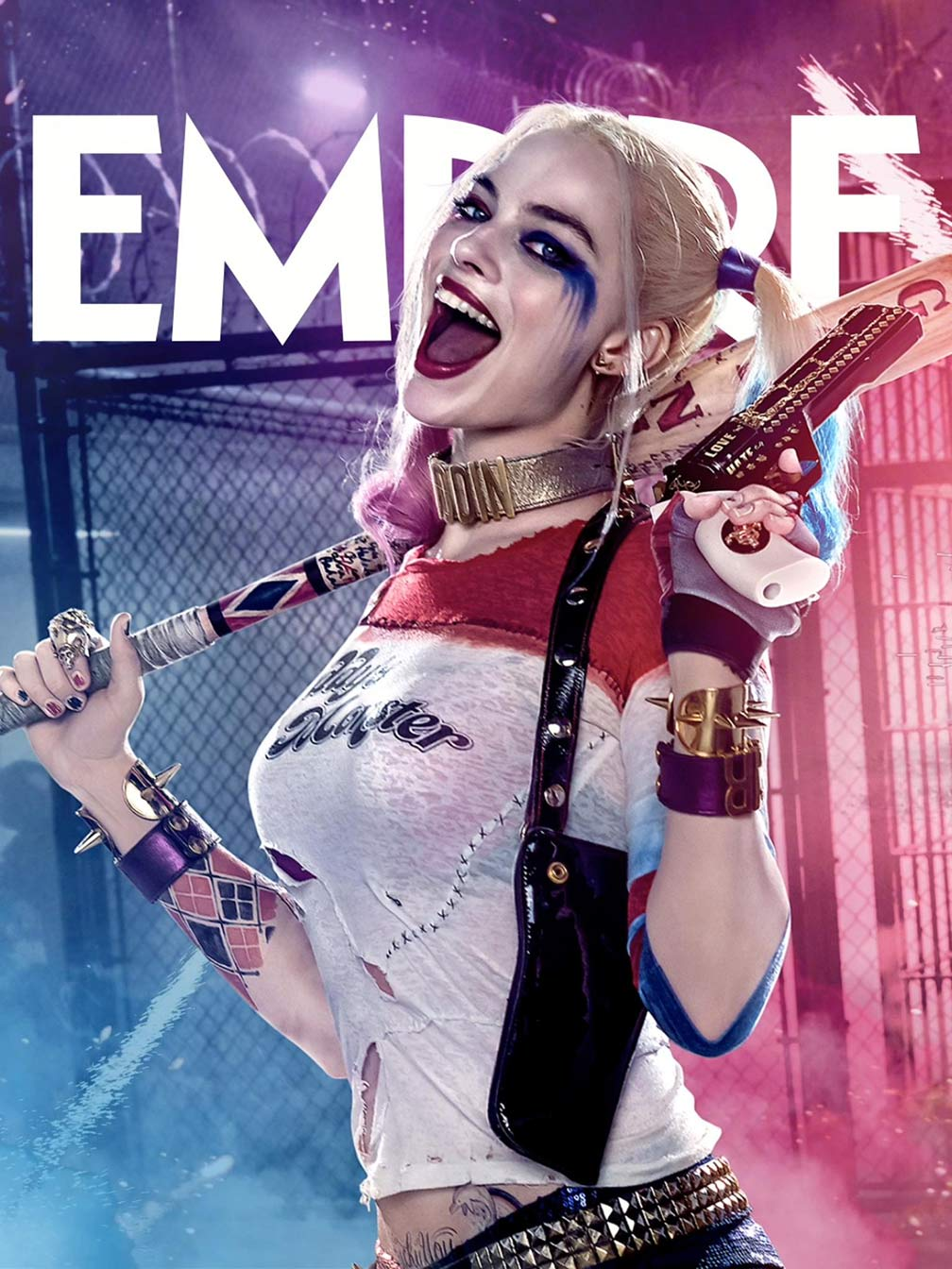 Margot Robbie Says Shes More Excited For Suicide Squad