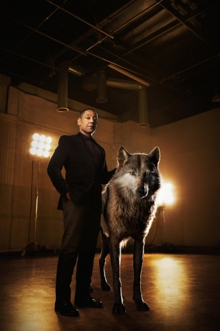 Giancarlo Esposito for The Jungle Book