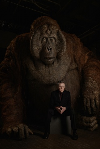 Christopher Walken for The Jungle Book