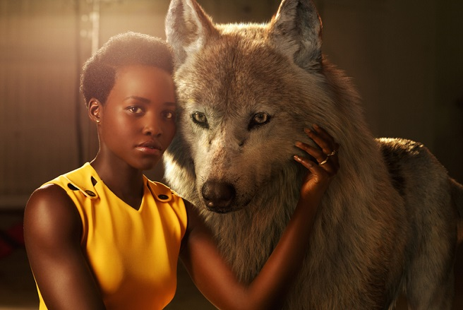 Lupita Nyong'o for The Jungle Book