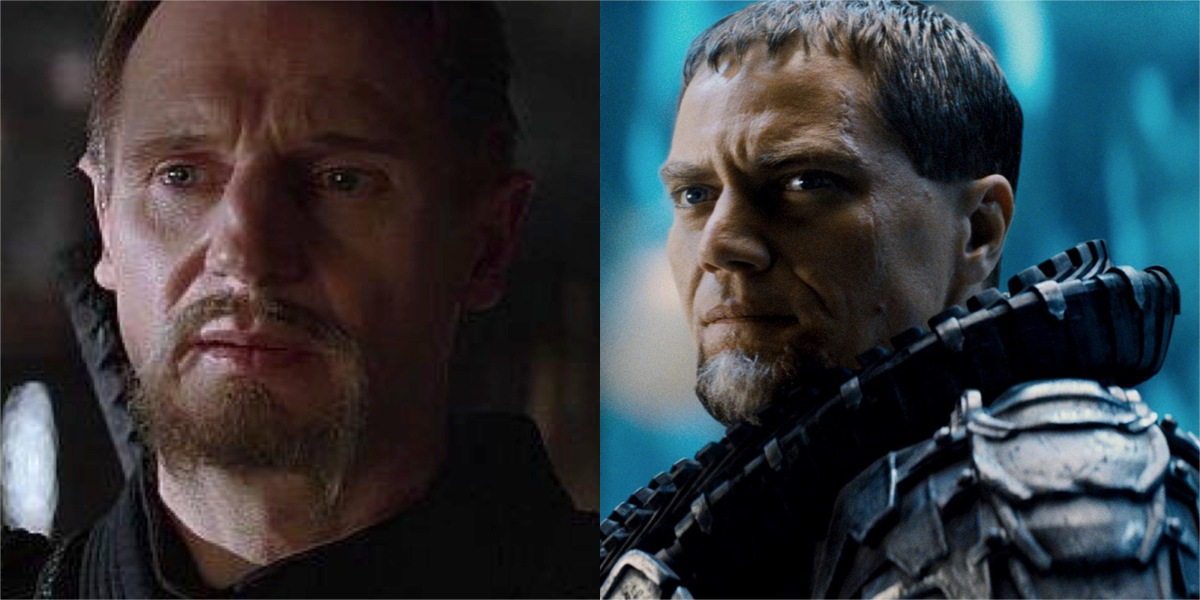 Showdown Sunday #26: Ra's Al Ghul vs. General Zod