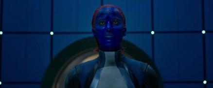 Jennifer Lawrence as Mystique in X-Men: Apocalypse