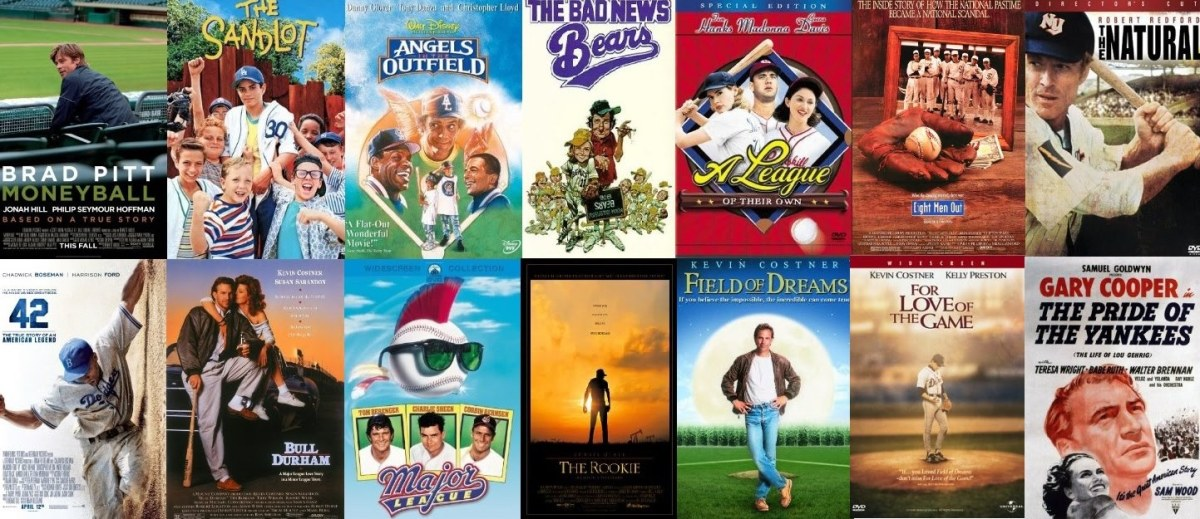 Showdown Sunday #29: What's the Best Baseball Movie?