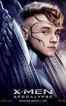 X-Men: Apocalypse Character Poster - Archangel