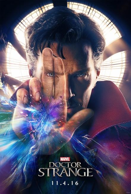 Doctor Strange Poster