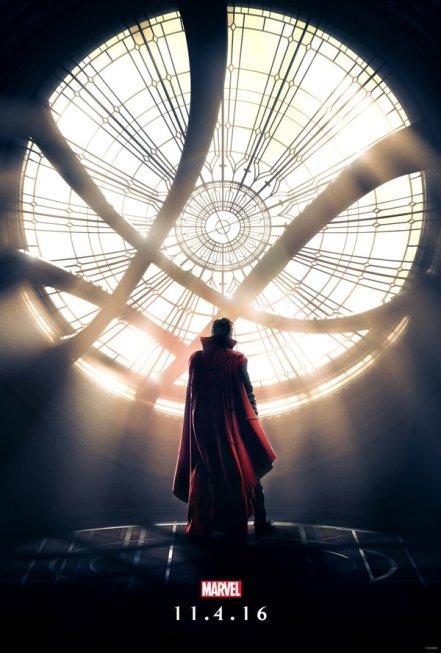 Doctor Strange Teaser Poster