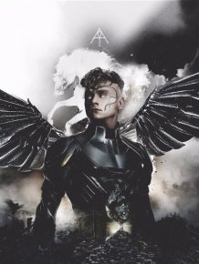 X-Men: Apocalypse Poster - Archangel