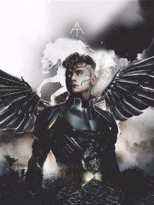 X-Men: Apocalypse Poster - Archangel