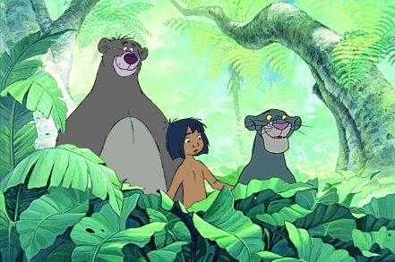 Image of The Jungle Book (1967)