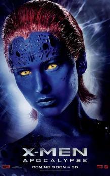 X-Men: Apocalypse Character Poster - Mystique