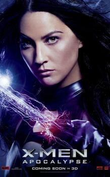 X-Men: Apocalypse Character Poster - Psylocke