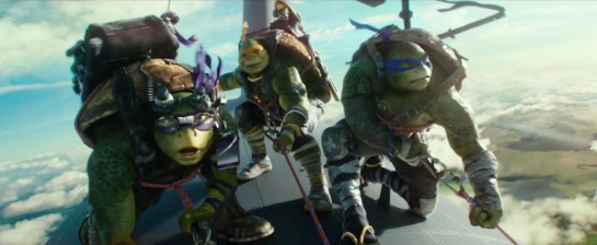Image of Teenage Mutant Ninja Turtles: Out of the Shadows