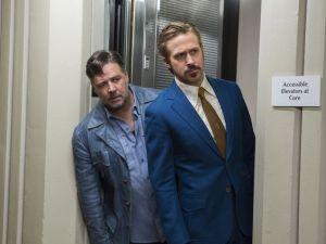 Russell Crowe & Ryan Gosling in The Nice Guys