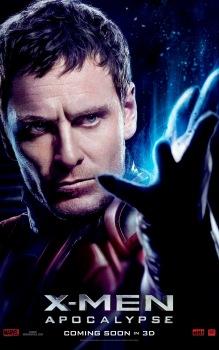 X-Men: Apocalypse Character Poster - Magneto