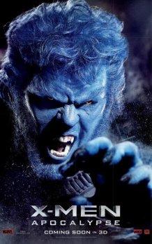 X-Men: Apocalypse Character Poster - Beast