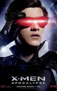 X-Men: Apocalypse Character Poster - Cyclops