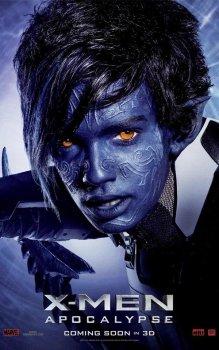 X-Men: Apocalypse Character Poster - Nightcrawler