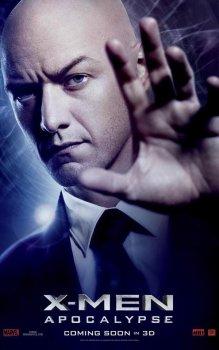 X-Men: Apocalypse Character Poster - Professor X