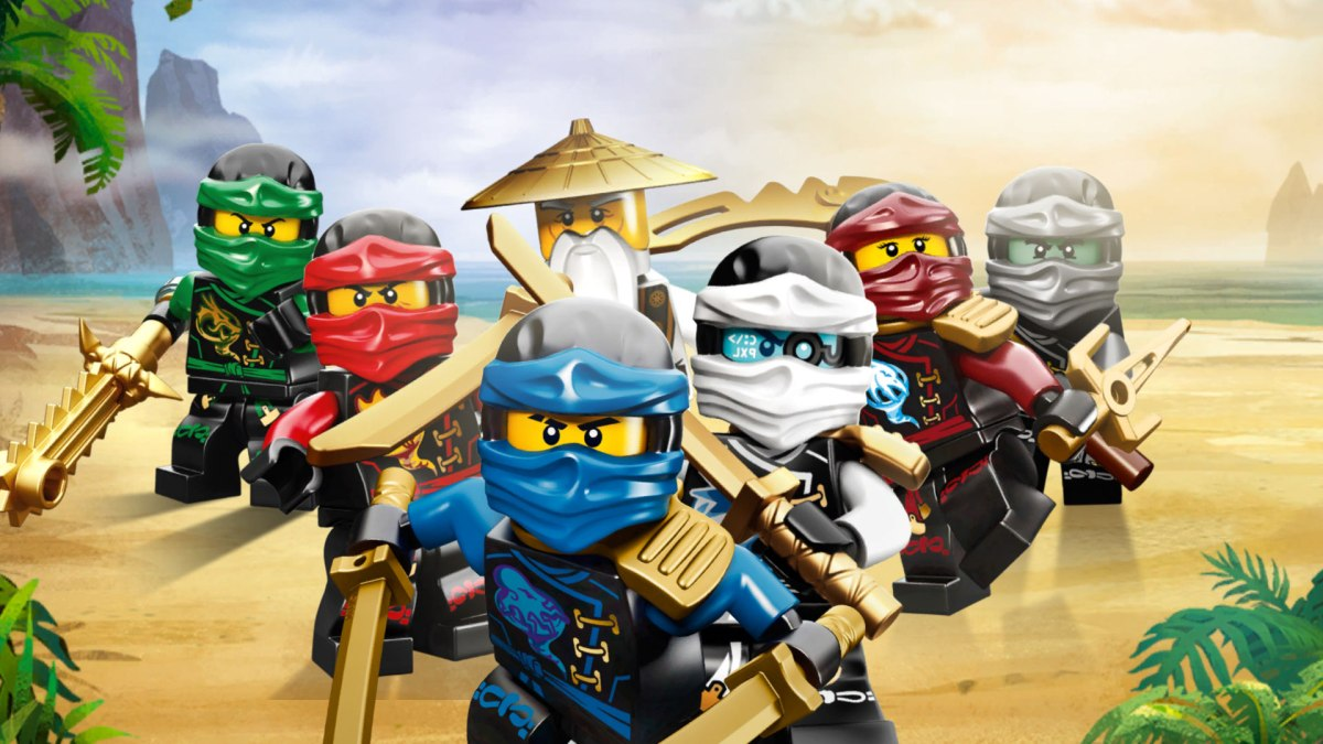 'Ninjago Movie' Voice Cast & Synopsis Revealed