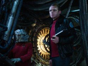 Simon Pegg in Star Trek Beyond