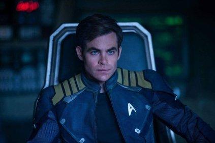 Chris Pine in Star Trek Beyond