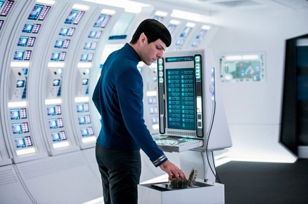 Zachary Quinto in Star Trek Beyond