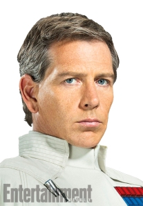 """On the opposing side, this villain is an ambitious Imperial apparatchik who intends to use his squad of Deathtroopers to pulverize the Rebel uprising and ascend into the Emperor's graces – while hopefully avoiding the wrath of his enforcer, Darth Vader. """"The bad guy is a lot more terrifying when he's really smart, and really effective,"""" says Knoll. """"There is a lot of palace intrigue going on in the Empire, with people conspiring to move up the ranks and sabotaging each other. There's not a lot of loyalty there."""""""