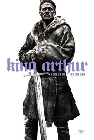 King Arthur: Legend of the Sword Teaser Poster