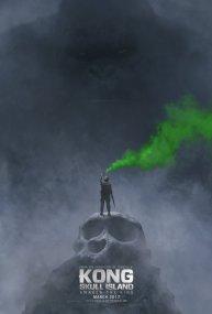 Kong: Skull Island Teaser Poster